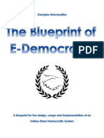 The Blueprint of E-Democracy