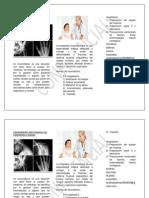 Concientización sobre traumas y sus tratamientos o manejo 1