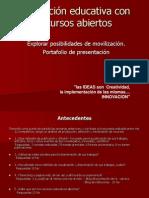 Innovación educativa P.Presentacion