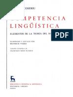[Eugenio Coseriu, Heinrich Weber (Editor)] Compete(Bookos.org)