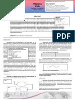 POSTER PRESENTATION format for ROBE .docx