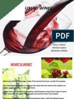Luxury Wines