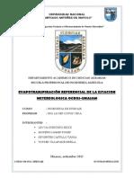 EVOTRANSPIRACIÓN- METODO