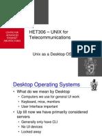 12 - Unix as a Desktop OS