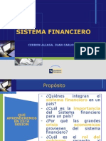 Semana 6 - Sistema Financiero