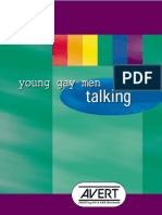 Young Gay Men Talking