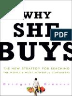 Why She Buys by Bridget Brennan - Excerpt