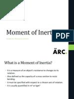 Moment Inertia