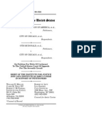 National Rifle Association v. City of Chicago; McDonald v. City of Chicago, Cato Legal Briefs