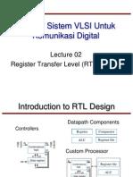EL5067 13 Lec02 RTL Design