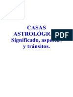 Aspectos, Casas, Transitos, Planetas