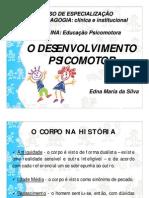 EDUCAÇÃO PSICOMOTORA - LE BOULCH E VITOR DA FONSECA [Modo de Compatibilidade]