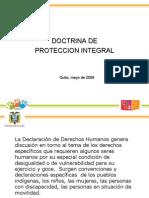 DOCTRINA DE PROTECCION INTEGRAL
