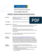 AER606 Outline W11dg