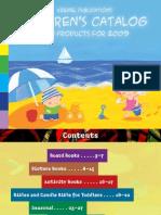 Kregel Childrens catalog 2009