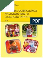 7 - Diretrizes Curriculares Nacionais para Educação Infantil