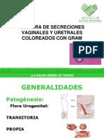 Lectura de Secreciones Vaginales y Uretrales Coloreados Con Gram