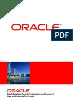 Souri Oracle Semantic Technologies UTAustin