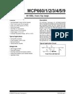 Data Sheet Microchip