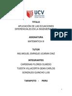 Monografia - Ecuaciones Diferenciales Final