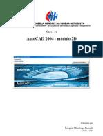 Apostila AutoCAD 2004 - 2D