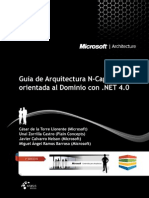 Guía Arquitectura N-Capas Orientada al Dominio - Microsoft Architecture (1a Edicion Noviembre 2010).pdf