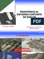 RESISTENCIA SUELOS