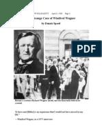 Strange Case of Winifred Wagner