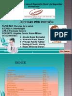 Patologia Caso Ulceras Por Presion