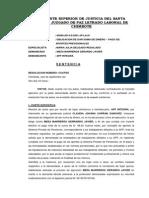 Exp 737-2013 - Afp Integra - Municipalidad Provincial Del Santa