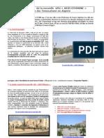 Article-Jardin central de la nouvelle ville de AT en Algérie