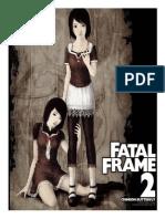 Fatal Frame 2, El Crimen de La Mariposa