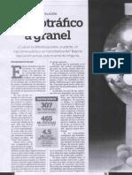 Articulo Narcotrafico a Granel