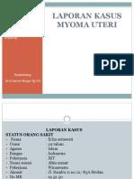 Present Lapkas Myoma