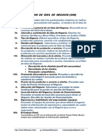 GIN - FND Temario o Plan de Idea de Negocio 02 Abr 2012 - CMS - CMS