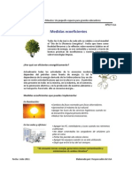 Charla SGA 027 Medidas Ecoeficientes