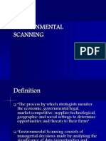 Bu.env.Scanning .Ppt