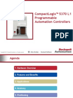 CompactLogix 5370 L1 PACs External