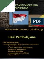 Bab 21 Gerakan Nasionalisme Indonesia Dan Mynmar