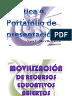 Practica 4. Movilización de REAs