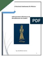 Subestaciones Eléctricas de Hexafluoruro de Azufre.docx