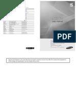 LE32B530-541 User Manual