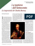 Strumenti a tastiera nell'Italia del Settecento