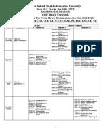 Final B. Tech. _all Branches_ Date Sheet December 2012_2