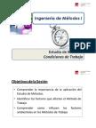 Clase 8_Estudio de Métodos - Condiciones de Trabajo