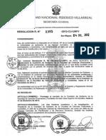 Resolucion R Nro 1395 2012 CU UNFV