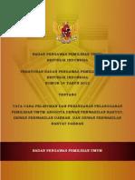 PERBAWASLU NOMOR 14-2012