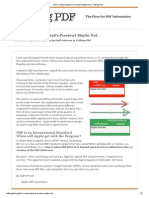 PDF in Snow Leopard's Preview_ Maybe Not