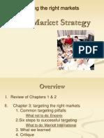 Go To Market Strategy Ch 3 Slides (Steve).ppt