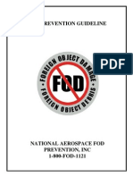 FOD Prevention Guideline
